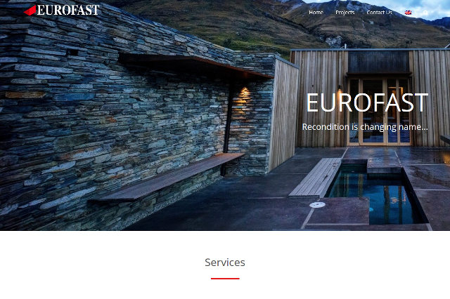 Eurofast design & construction team